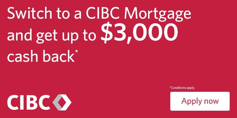 CIBC advertising banner